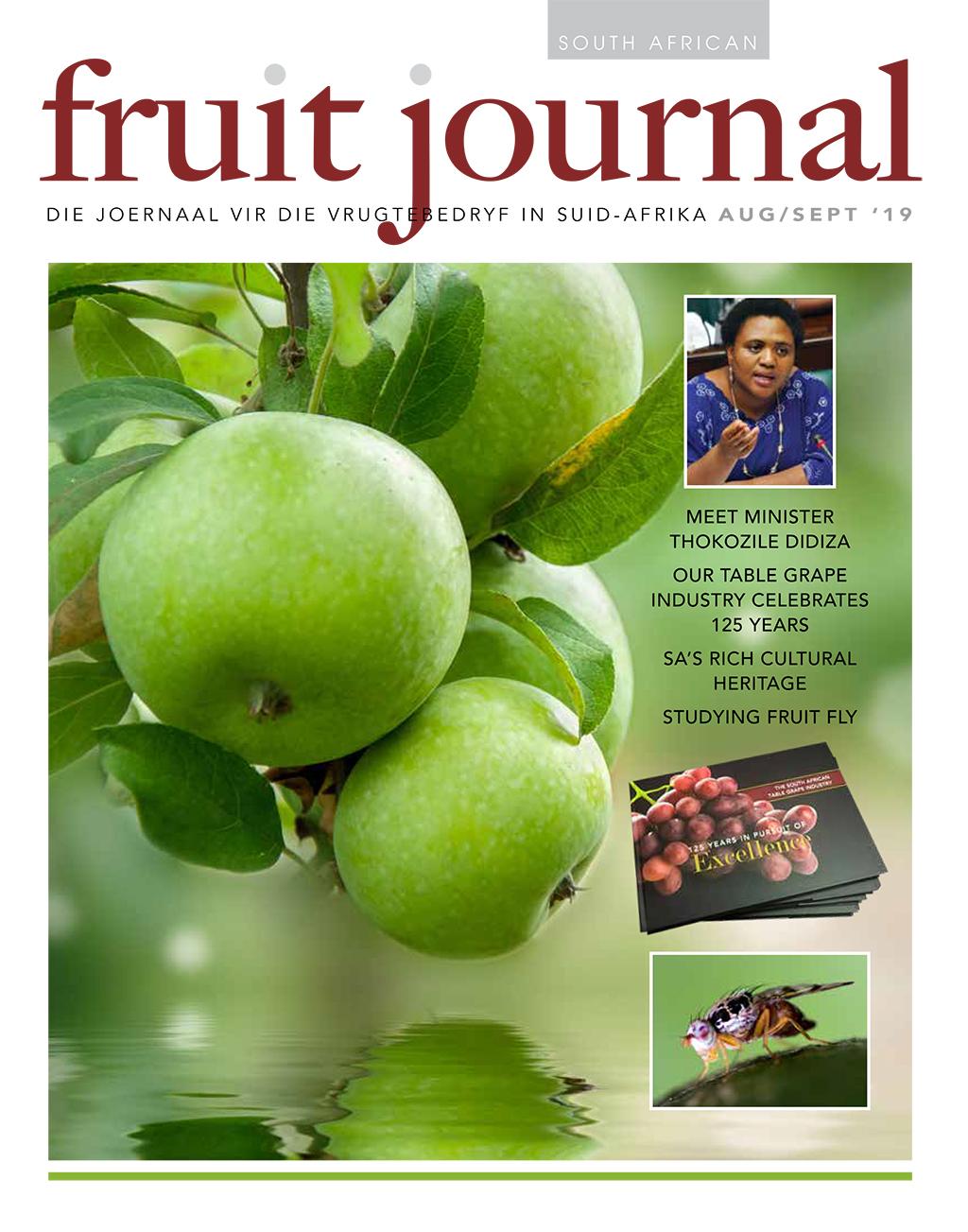 Sa Fruit Journal August September 2019 Web Cover